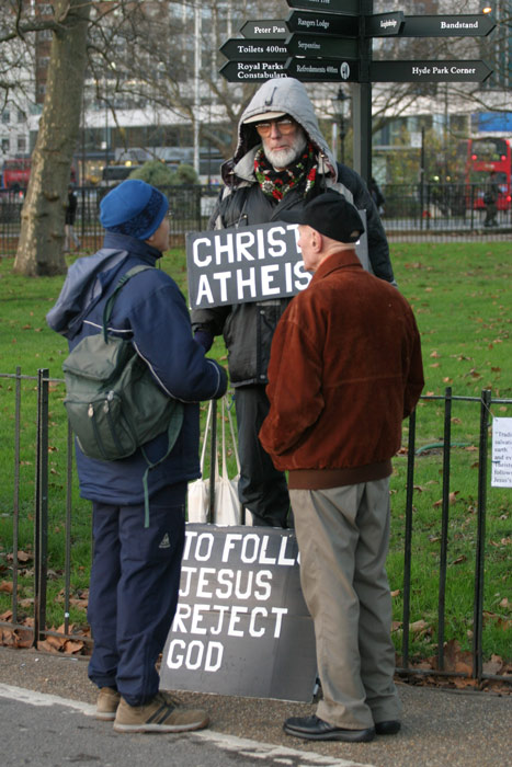Christian Atheism - To Follow Jesus Reject God