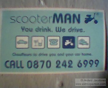 The Scooter Man