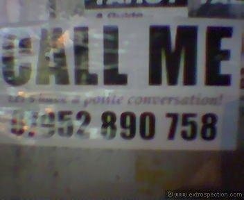 CALL ME - Let's have a polite conversation