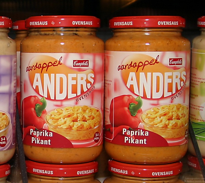 Campbell's Aardappel Anders OvenSaus